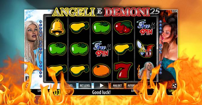 Spiele Angeli E Demoni25 - Video Slots Online