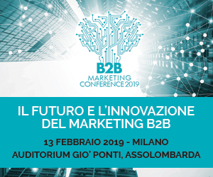 Banner B2B Marketing conf 2019