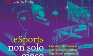 Gioconews.it ed eSportsmag, il digital panel da seguire in diretta streaming
