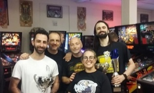 Flipper, Pedroni re dello UK Pinball Open