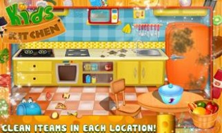 Kids Kitchen: la sfida da chef in un gioco gratuito da GamePix