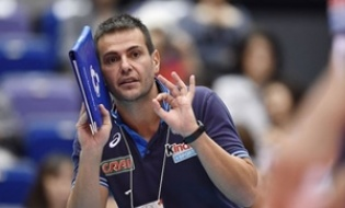 Europei volley: Francia favorita, Italia a 5,50
